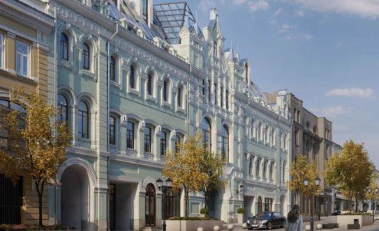 Kuznetsky Most 12 by Lalique