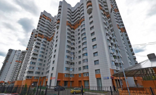 «Славянка» в Сколково