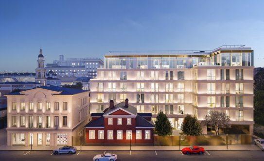 Armani/Casa Moscow Residences
