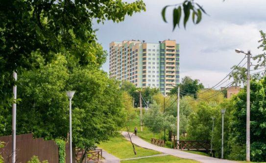 Внуково парк